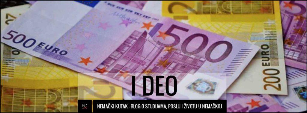 Kolike su plate u Nemačkoj? Studija o godišnjim platama ( I deo )