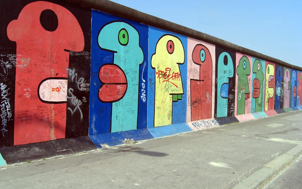 Berlinski zid - Tieri Noir