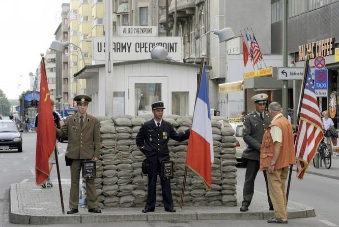 Granični prelaz Checkpoint Charlie