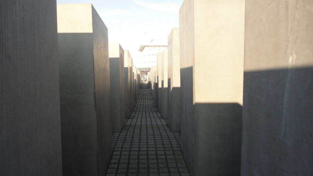 Spomenik ubijenim jevrejima evrope