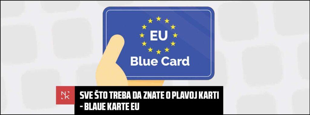 Sve što treba da znate o Plavoj karti