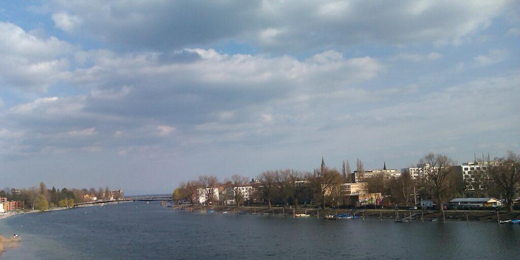 Pogled sa mosta