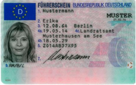Procedura zamene srpske vozačke dozvole za nemačku