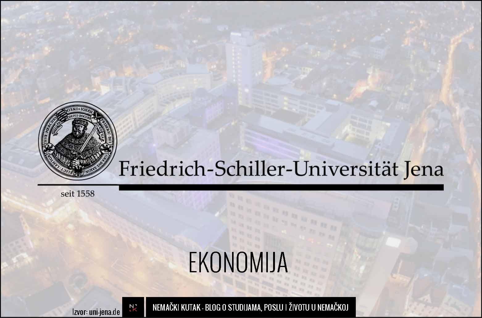 Musterstudium Wirtschaft Jena