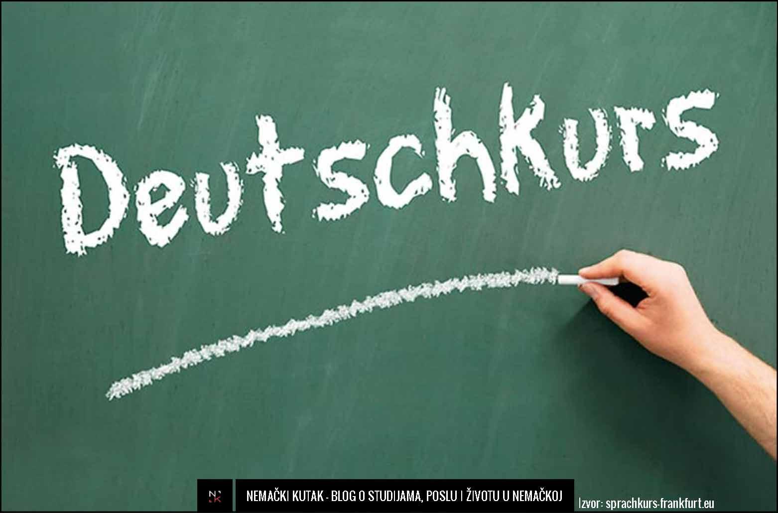 Kako sam naucio nemacki za godinu danas