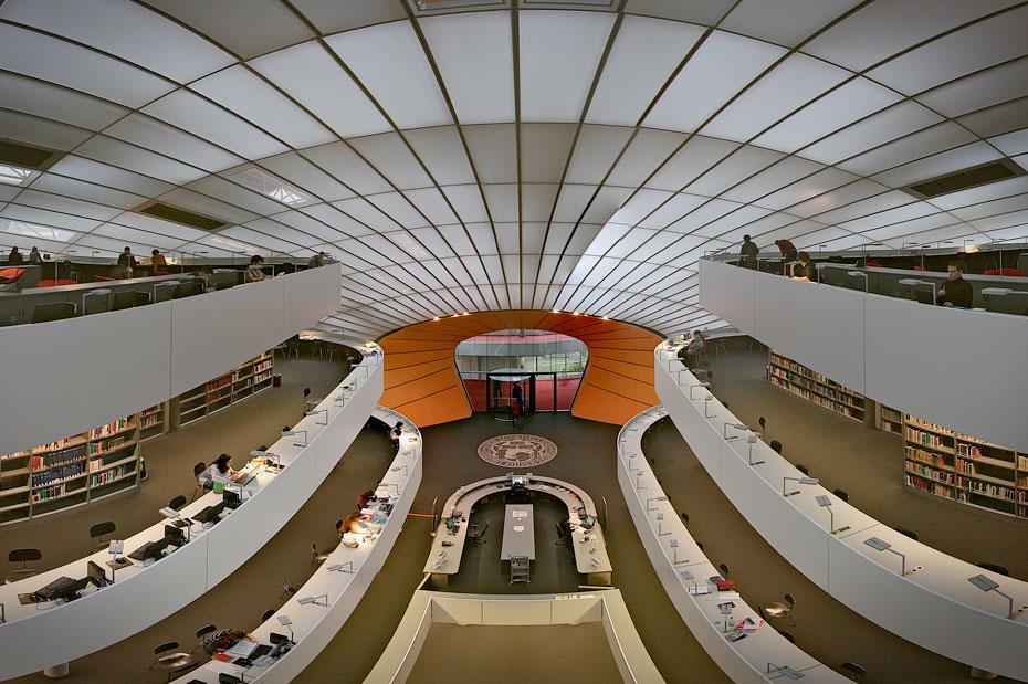 Filološka čitaonica i biblioteka FU Berlin