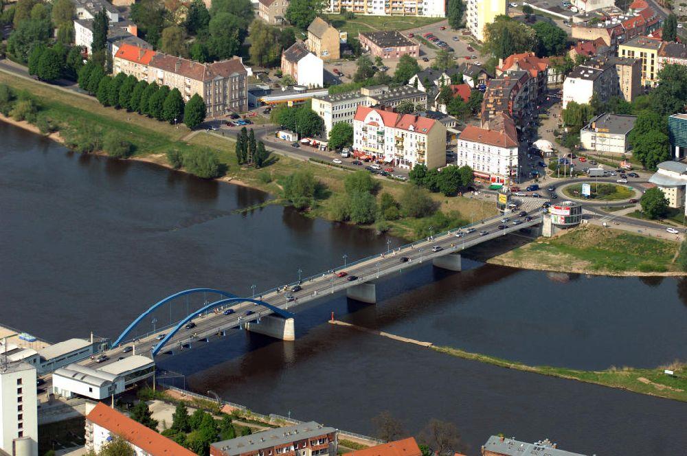 Most koji deli Nemačku i Poljsku