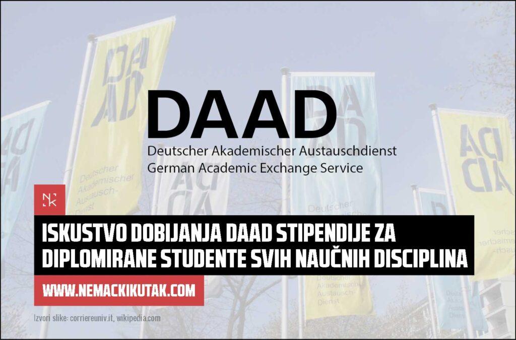 bojana_spalevic_daad_master_stipendija