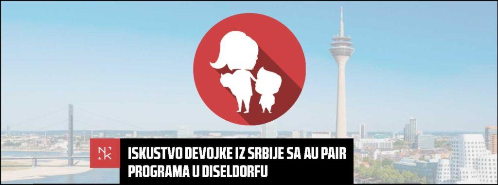 Iskustvo devojke iz Srbije sa Au Pair programa u Diseldorfu