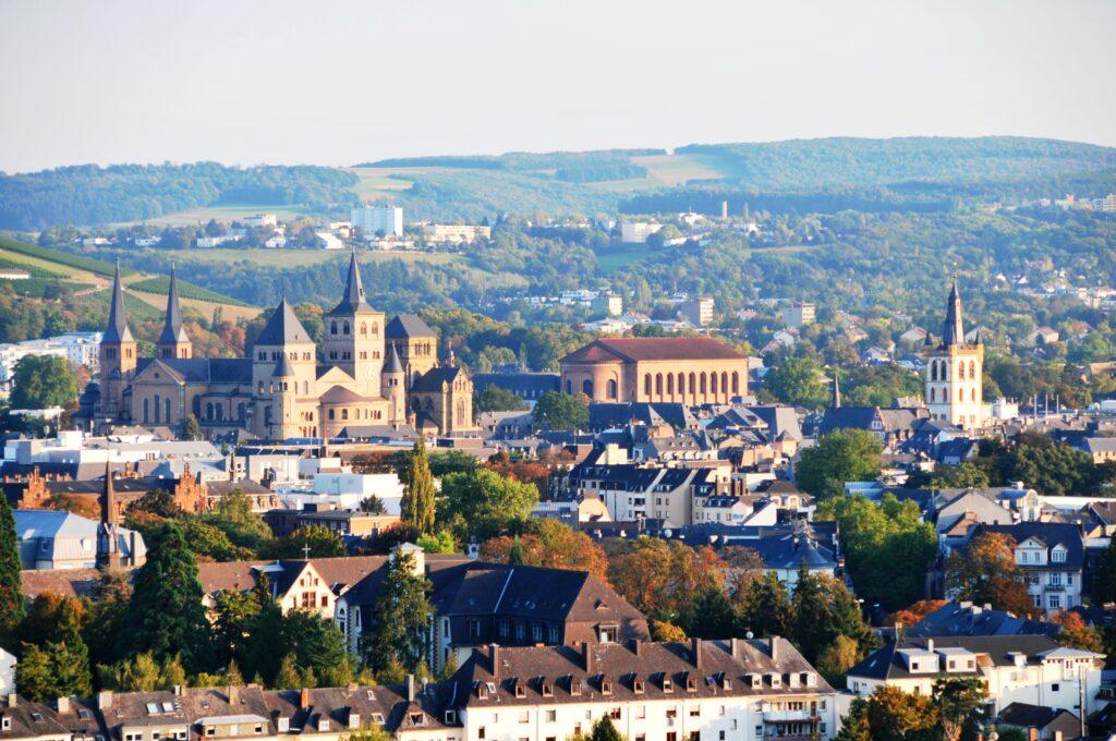 Trier, Nemačka. Izvor: wikipedia.org/wiki/Trier