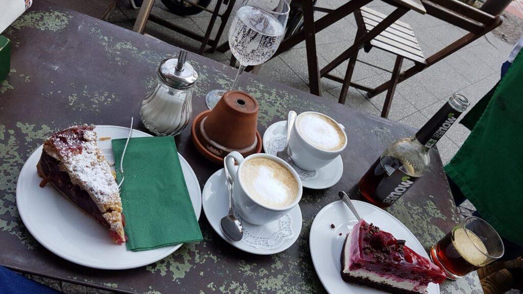 Ispijanje kave na berlinski način