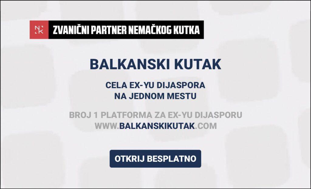 Balkanski kutak - Cela ex-Yu dijaspora na jednom mestu
