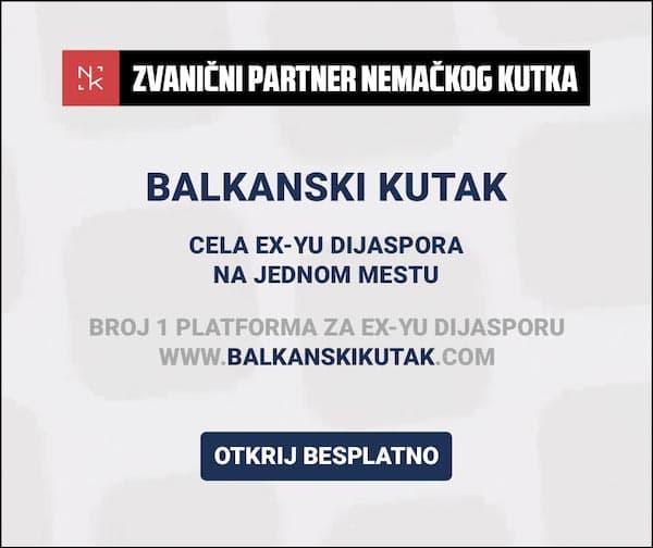 balkanski kutak